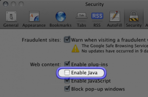 safari-disable_java