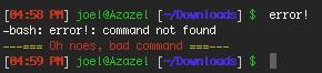 prompt_error